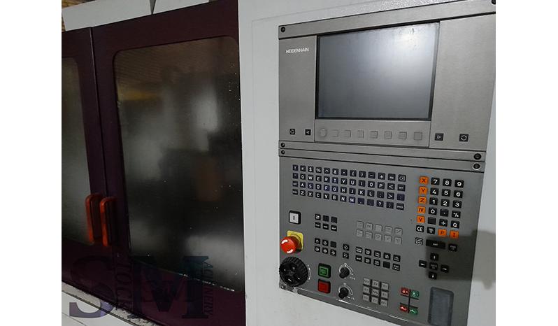 Bridgeport VMC1000-22 کامل