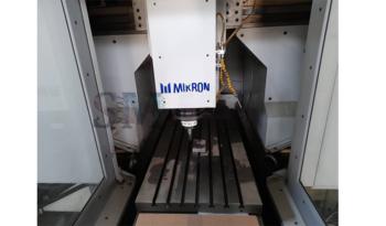 Mikron HSM 700 کامل